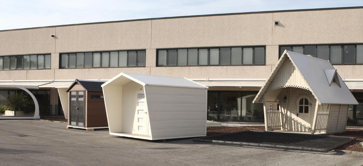 Innovatec azienda - Casette da giardino moderne ...