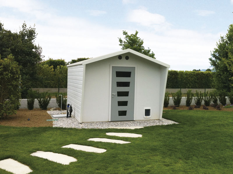 Innovatec innovatec casette da giardino - Casette da giardino in pvc ...