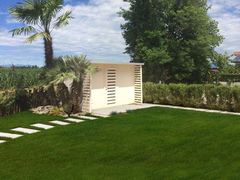 Casette Da Giardino Moderne : Innovatec innovatec casette da giardino