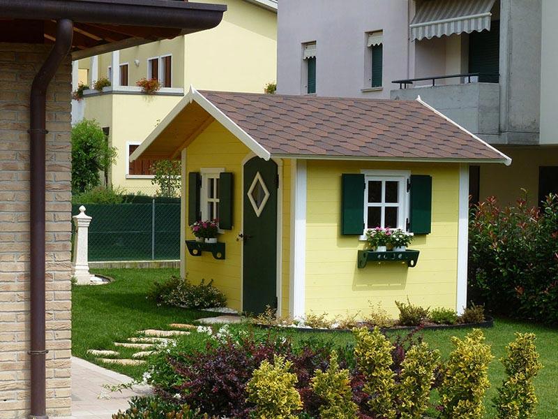 Casette da giardino vero complemento di arredo idee per for Ikea casette da giardino