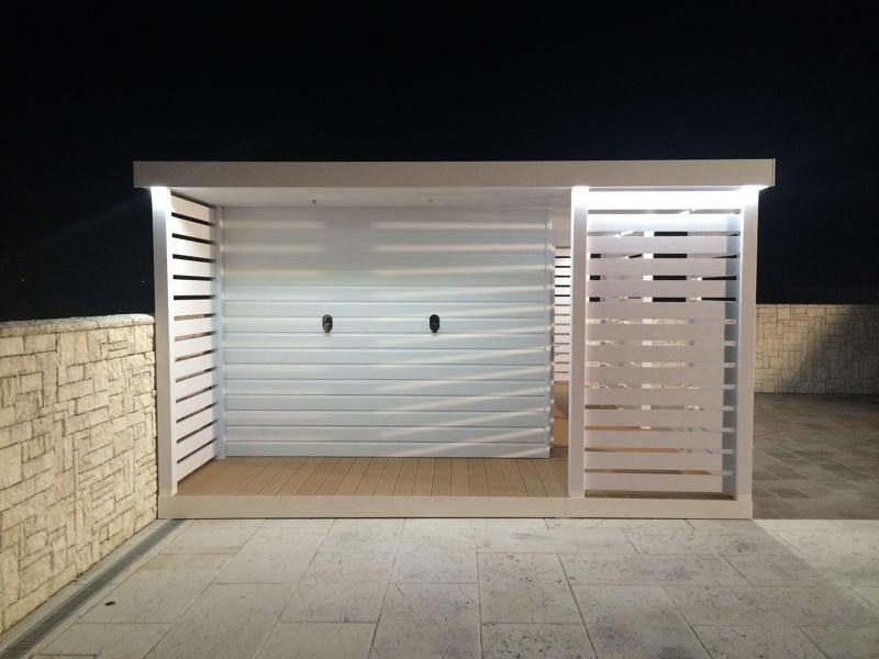 Innovatec tende da sole casette da giardino coperture - Casette da giardino moderne ...