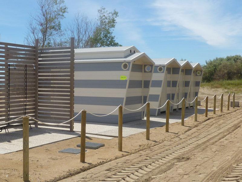 Cabina spiaggia 5
