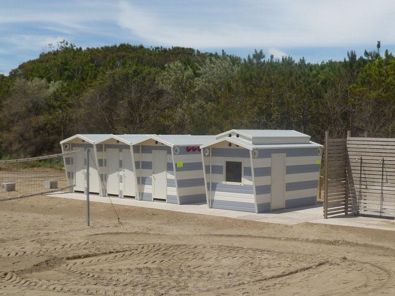 Cabina spiaggia 6